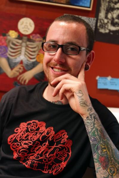 tattoo-artist